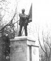Памятнику Баумана не повезло…